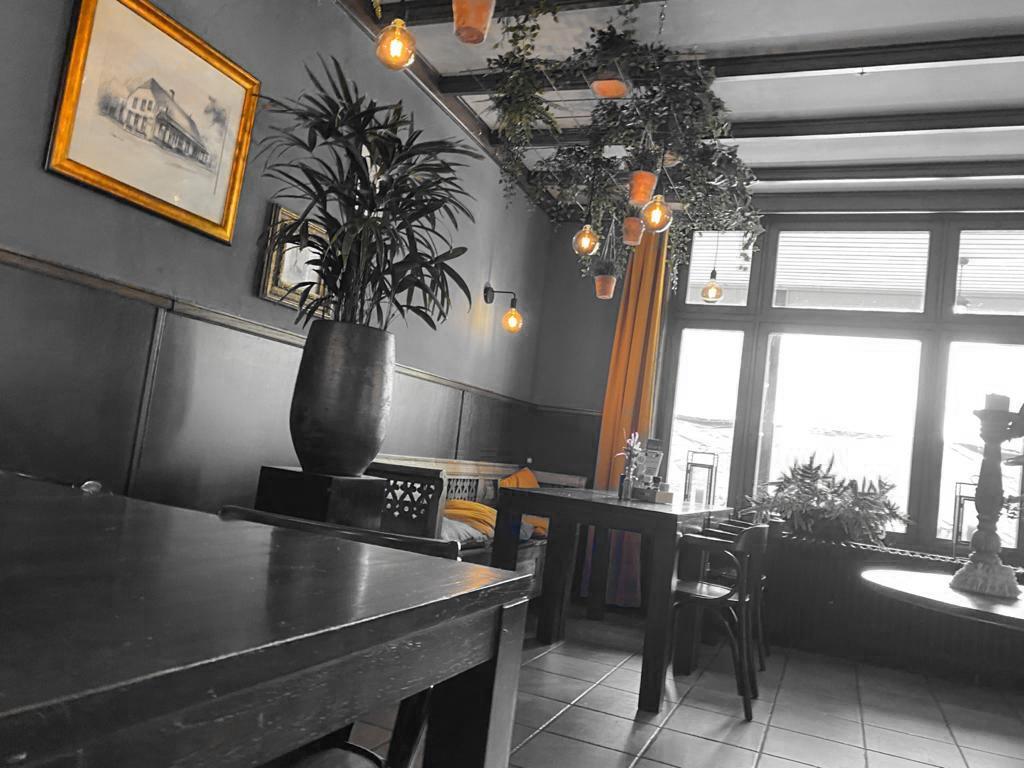 De Hereen Brasserie interieur